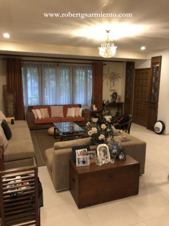Bel-Air Village, Makati City - House and Lot for Sale